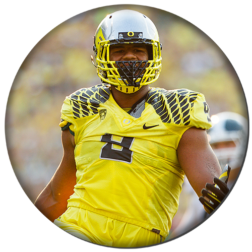 Arik Armstead Button