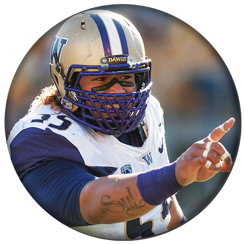 Danny Shelton Button