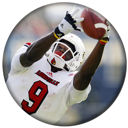 DeVante Parker Button