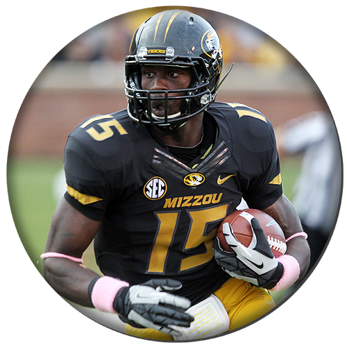 Dorial Green-Beckham Button