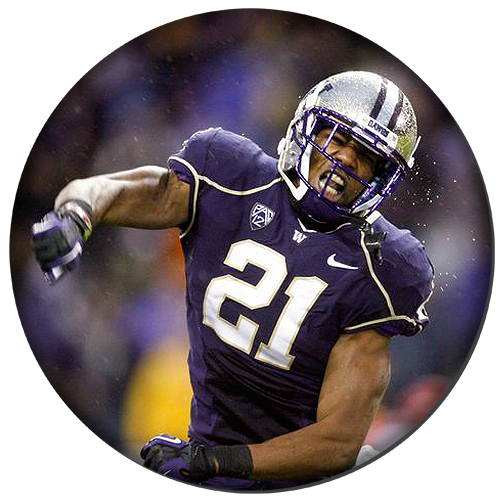 Marcus Peters Button